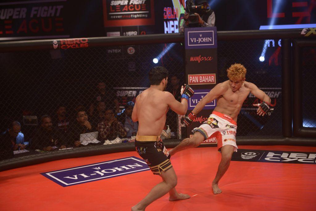 Super Fight League: Delhi vs Punjab -