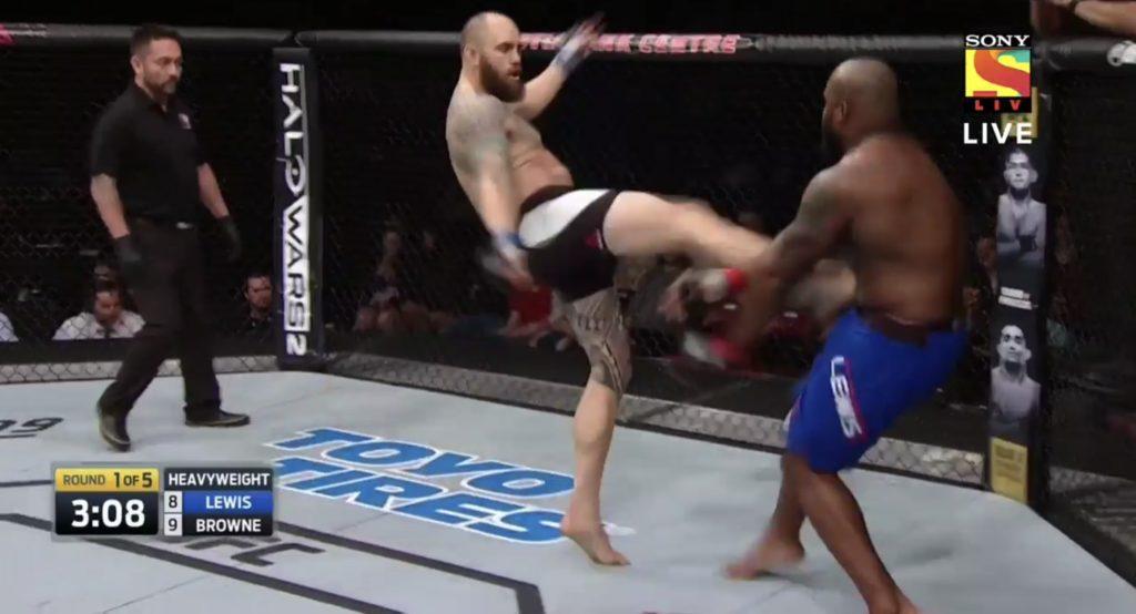 UFC HALIFAX: FIGHT NIGHT 105 RESULTS -