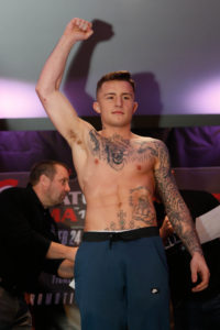 James Gallagher talks about training with John Kavanagh and SBG Ireland -