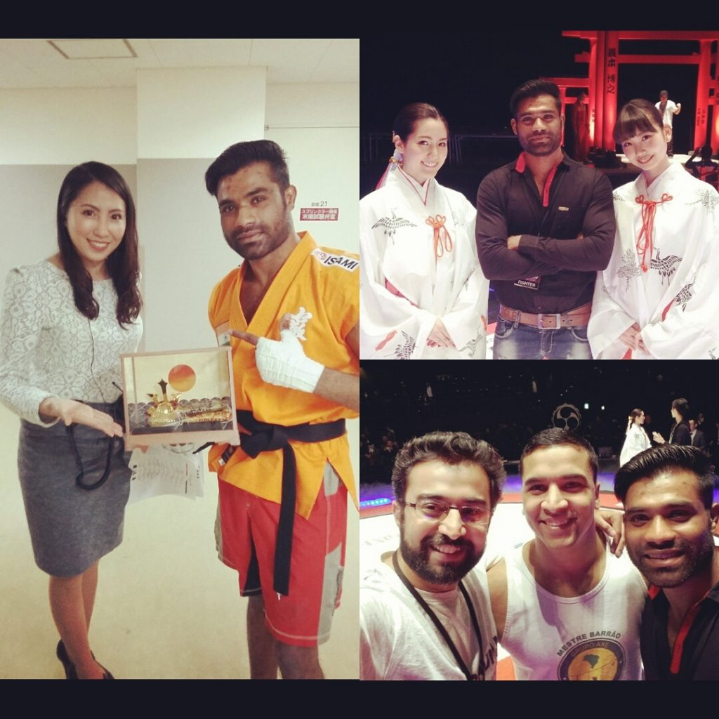 Des Pardes Part 2: 2016 The Year of the Indian MMA Fighter Overseas -