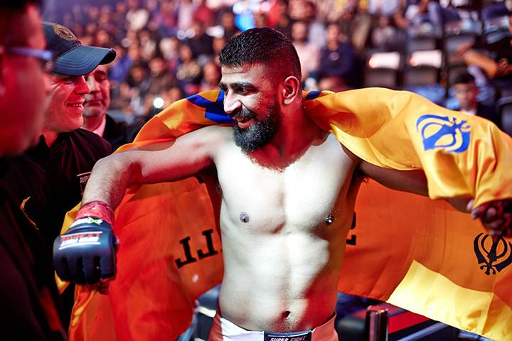 Super Fight League: Mumbai Maniacs vs Bengaluru Tigers -