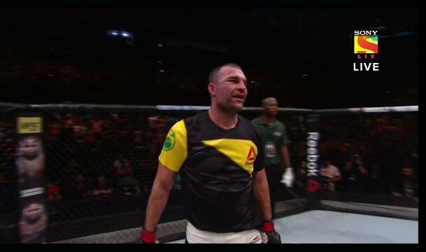 UFC Fortaleza Results -
