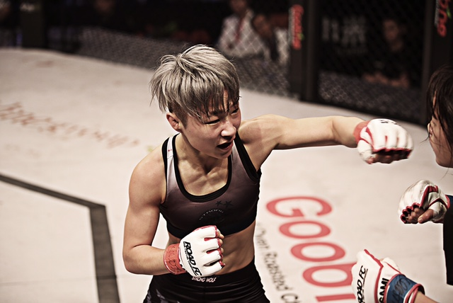 Xiaomi ROAD FC 037 XX, first all-female card results -