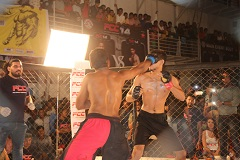 FCC 14 FIGHT RESULTS -