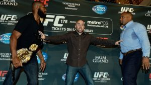 Five instances when UFC fighters got into a scuffle outside the Octagon -