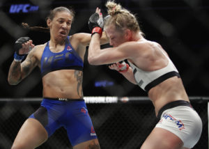 Germaine de Randamie's unwillingness to face Cyborg, and the colossal failure of the featherweight experiment -