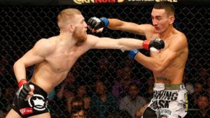 Max Holloway not going to call Conor McGregor out if he beats Jose Aldo -