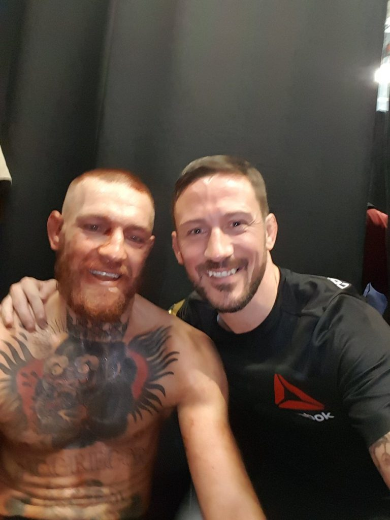 Conor will return to MMA in December: Coach John Kavanagh -