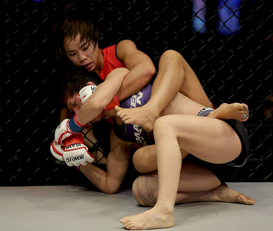 Xiaomi ROAD FC 039 results: Ham Seo-Hee crowned first Atomweight Champion -