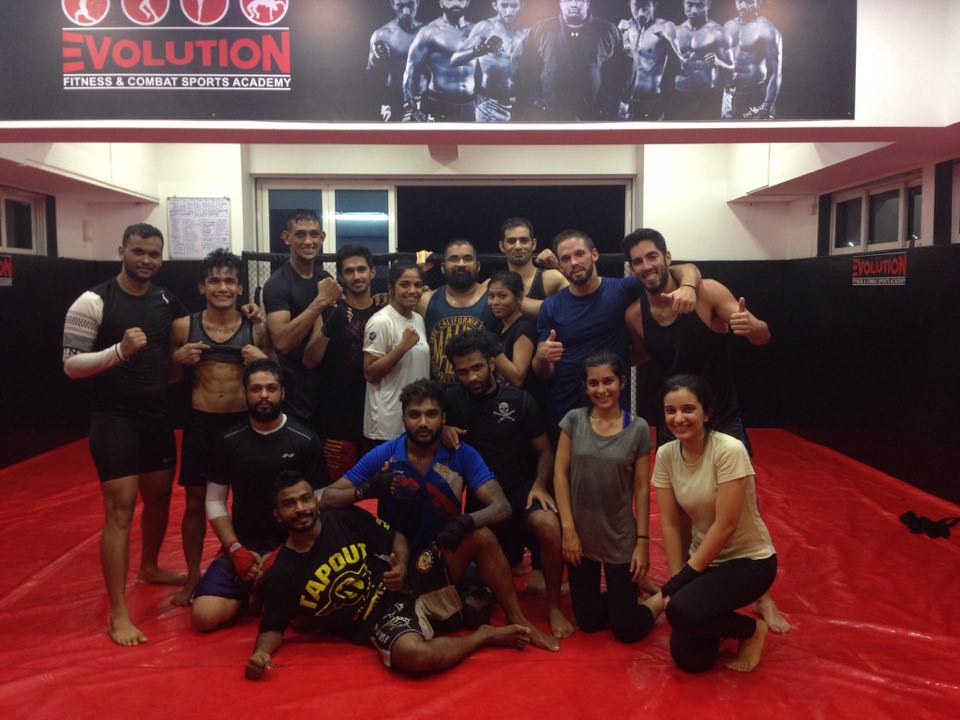 MMA India Exclusive: Meet the pioneer of Indian MMA, Mr. Jitendra Khare -