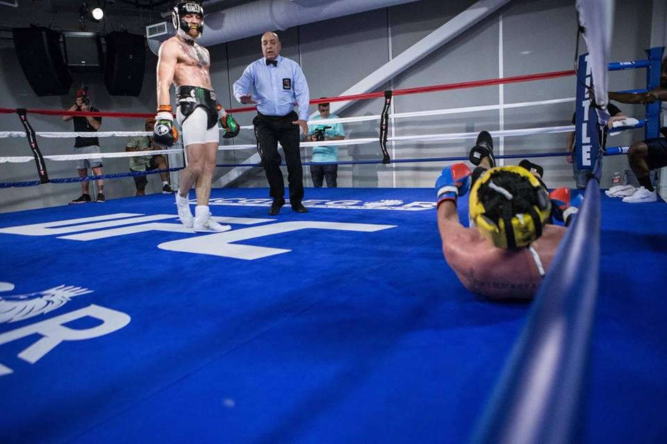 Top Five Possible Outcomes of Mayweather vs. McGregor: -