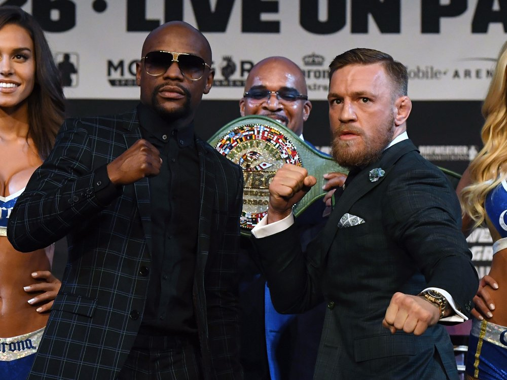 McGregor - Mayweather Jr. breakdown: Can we stop talking about angles? by Akhilesh Gannavarapu -