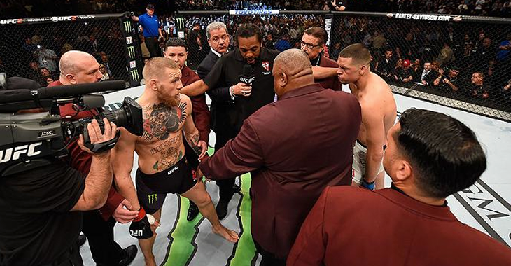 McGregor says a trilogy fight awaits him! -