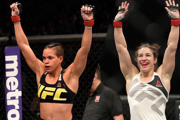 UFC 215: Nunes vs. Shevchenko II: 8 Interesting Pre-Event Facts -