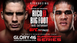 Rico vs BigFoot free on UFC Fight Pass ! -