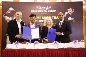 XTREME MUAY THAI CHAMPIONSHIP announced -