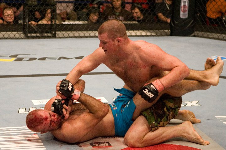 Michael Bisping vs. Georges St-Pierre: Unstoppable Force meets an Immovable Object -