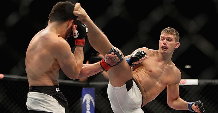 Stephen Thompson vs Darren Till is on for UFC England -