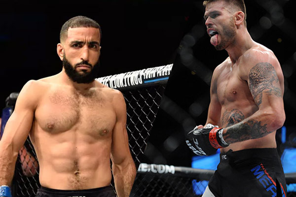 UFC Fight Night 121 Werdum vs. Tybura: Pre-Event Facts & 6 Fights to Watch For -