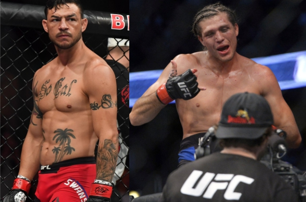 UFC Fight Night 123 Swanson vs. Ortega: 5 Fights to watch out for -