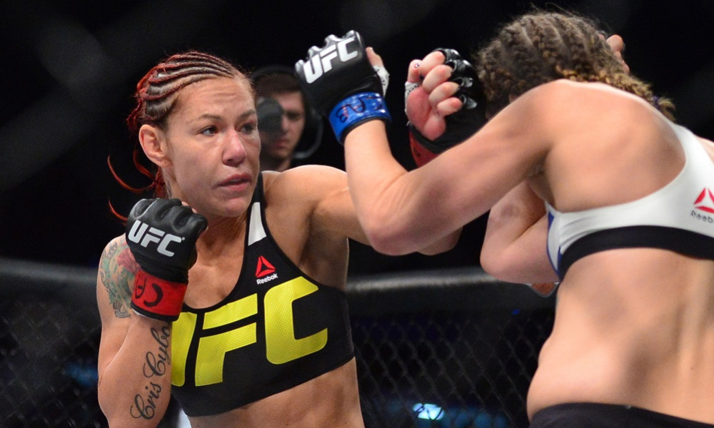 Interview: Cyborg not focusing on Ronda Rousey anymore, while Holly Holm says she's ready for Cris -