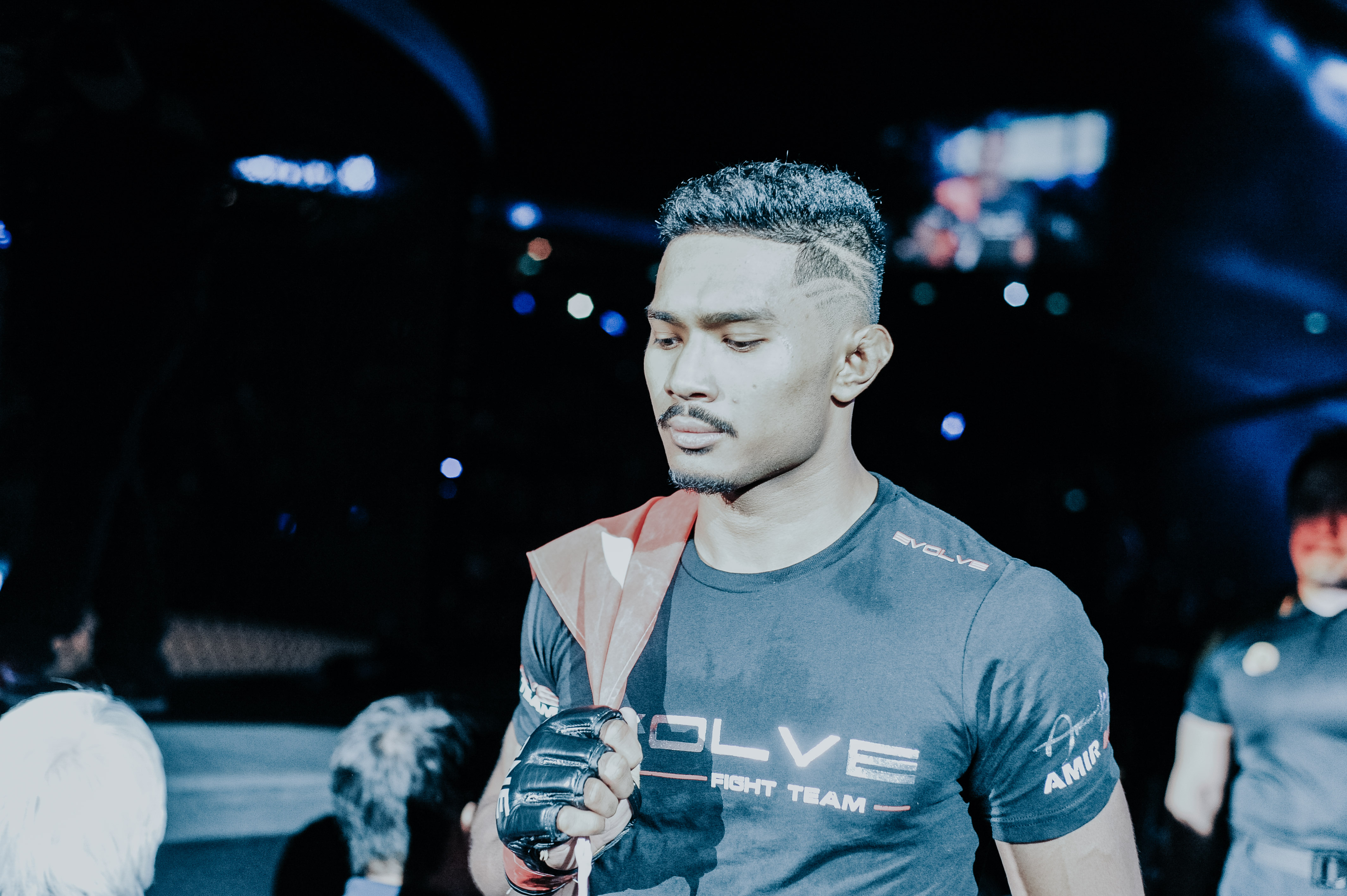 Forged in the crucible of adversity and fortitude - ONE Championship's Amir Khan paving way for a new generation -