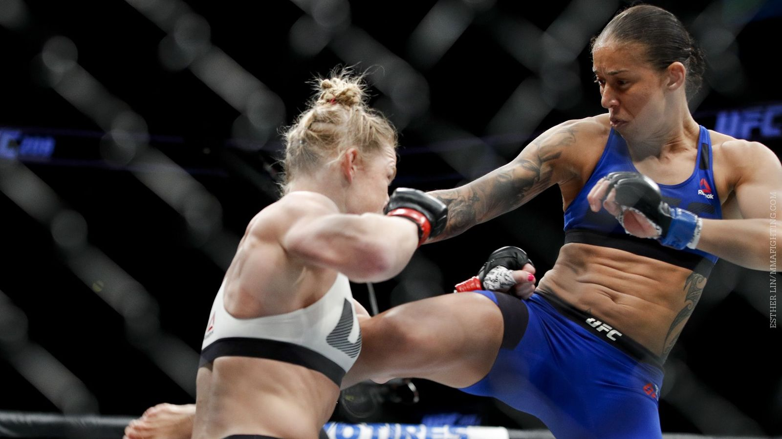 An Interview with Germaine de Randamie -