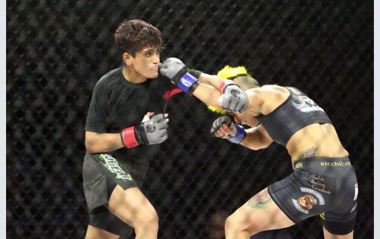 Super Fight League: Top 5 Fighters -