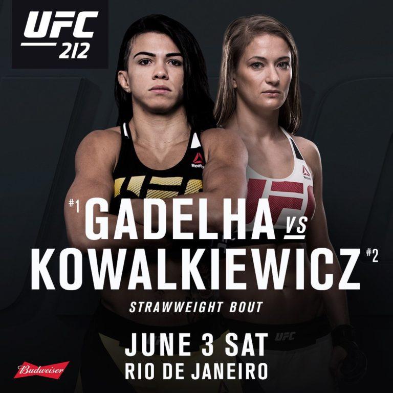 Claudia vs Karolina confirmed.