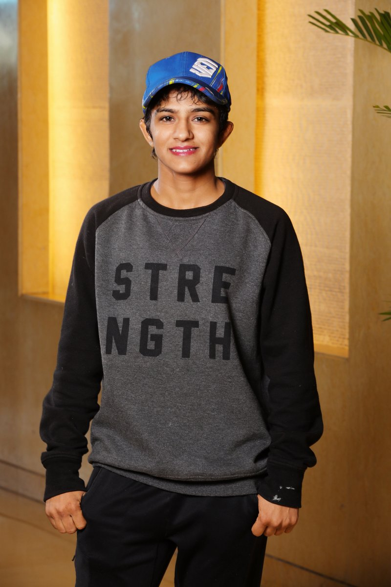 In conversation with the rising Wrestling Star, Ritu Phogat -