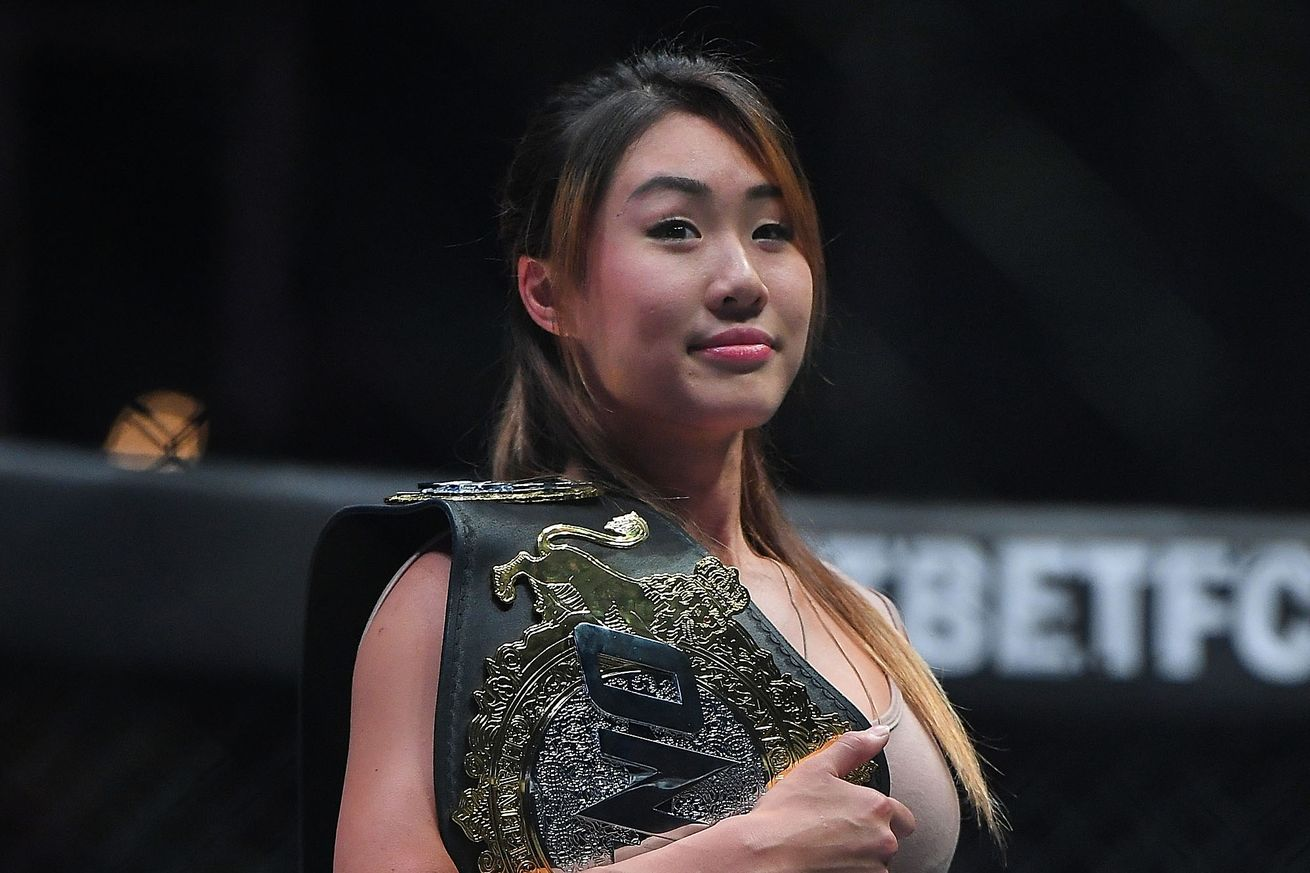 Exclusive interview with ONE Atomweight Champion, Angela Lee -