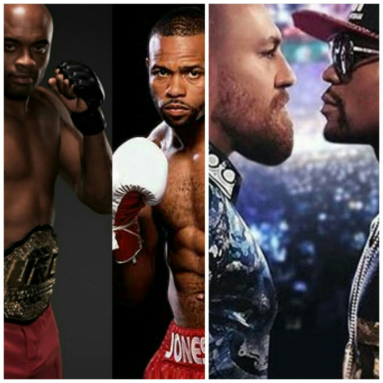 Anderson Silva versus Roy Jones Jr. - Is it time we seriously consider crossover fights? -