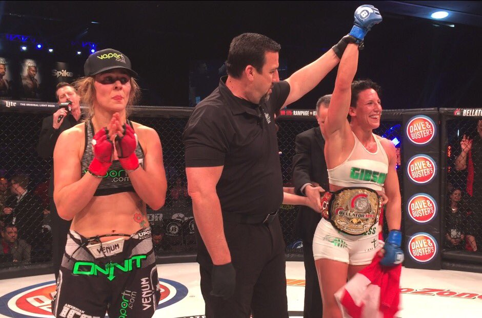 Bellator 174: Budd wins title, Marloes and Pfister announce retirement -