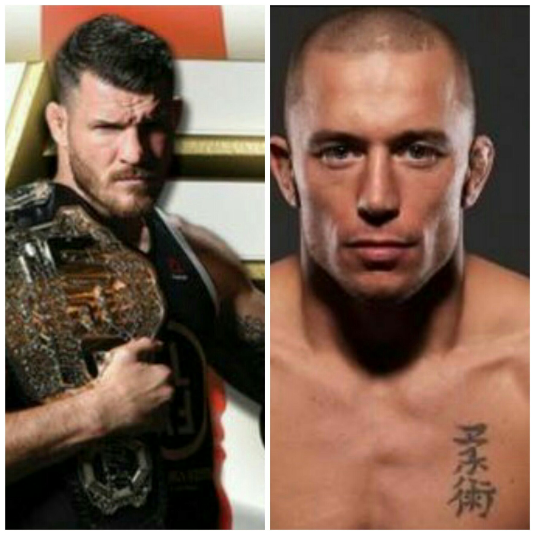 GSP - Bisping matchup underlines the future of UFC under the new regime -