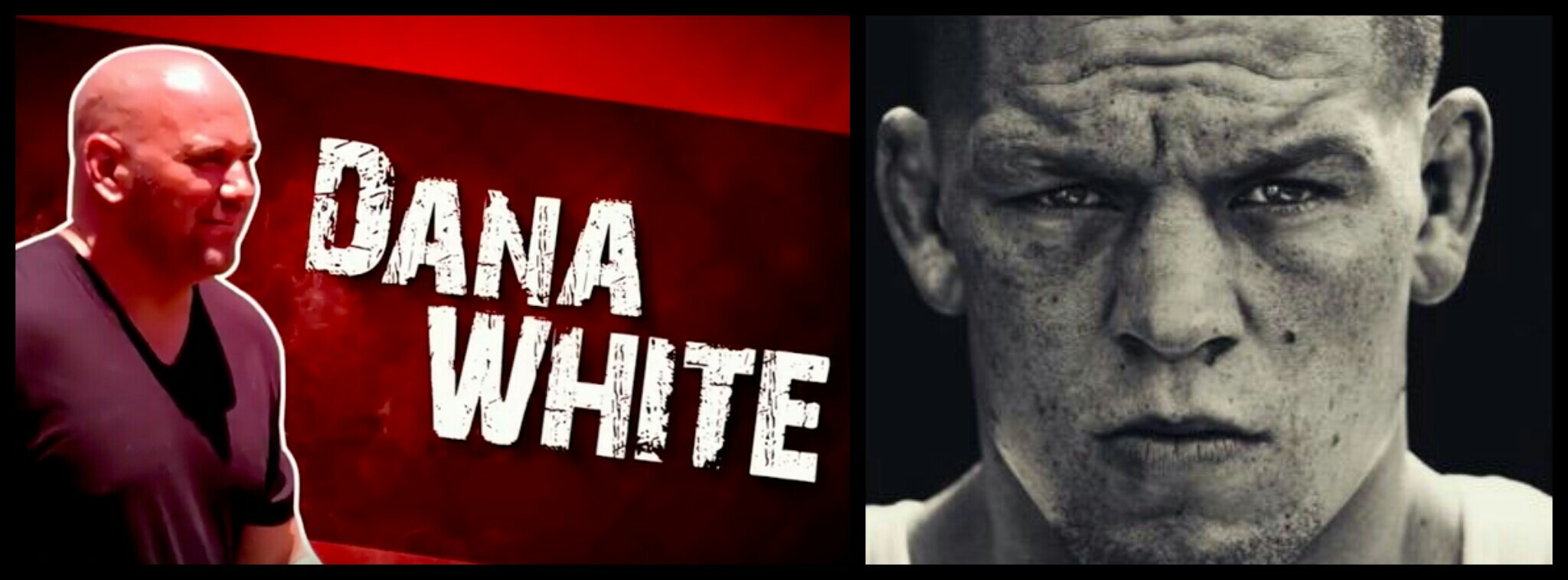Will cursing Dana pay off for Nate Diaz? -