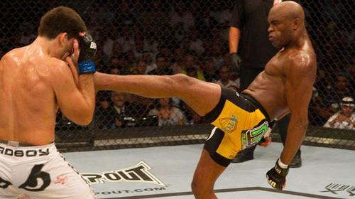 Yoel wants Anderson, Anderson wants Nick or Bisping -