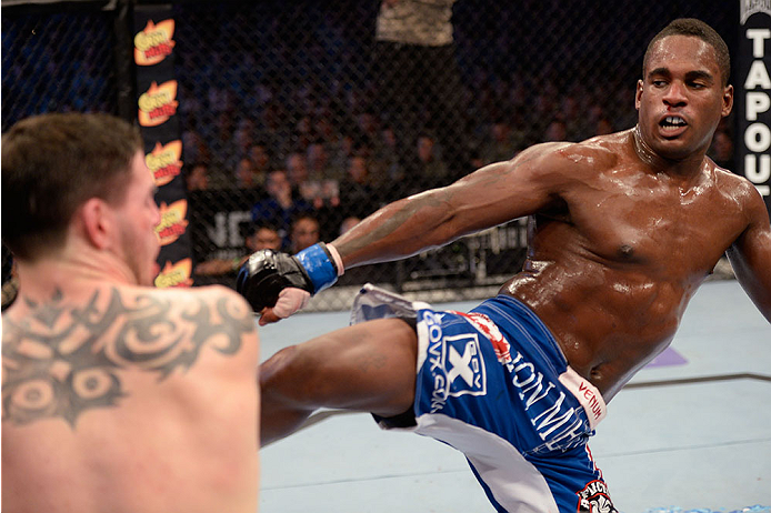 Lorenz Larkin hooks up with Bellator -