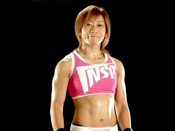 Women's MMA pioneer Megumi Fujii supports ROAD FC XX, South Korea's first all-female MMA league -