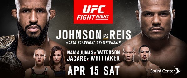 UFC Kansas City comes together -