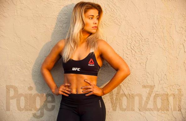 Has Paige VanZant left Team Alpha Male? -