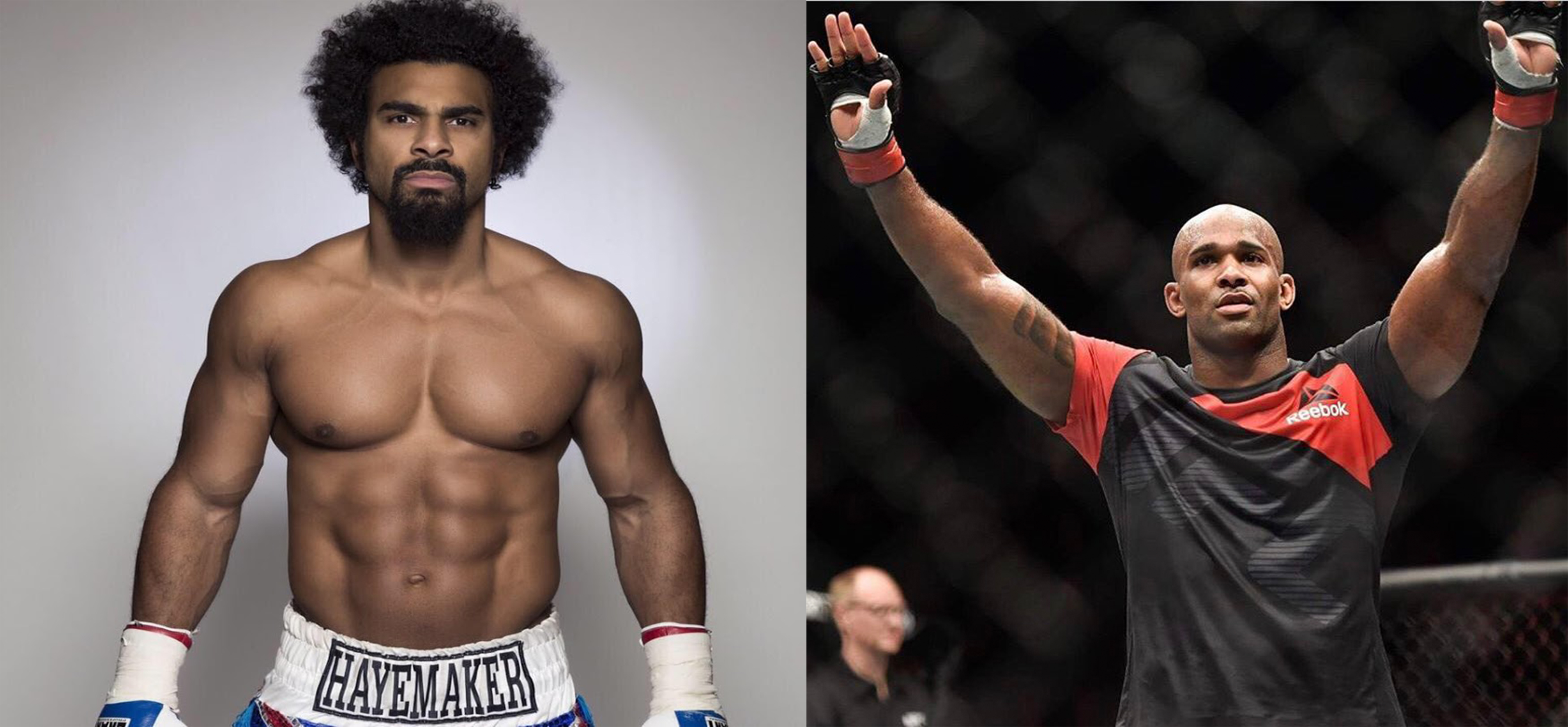 David Haye not only agrees to fight but praises Jimi Manuwa -