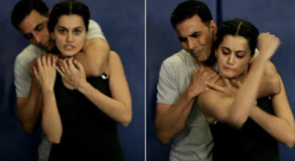 Taapsee Pannu trains in MMA for new film -