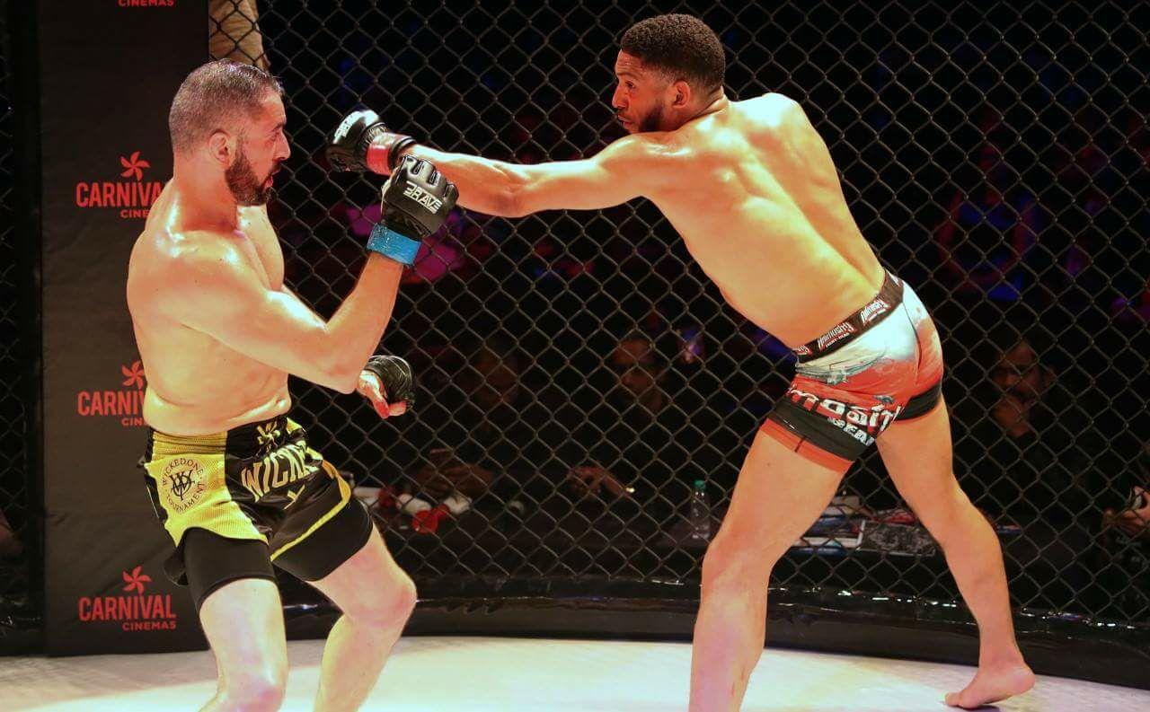 Brave 5's Tahar Habdi vs Carl Booth result under appeal -