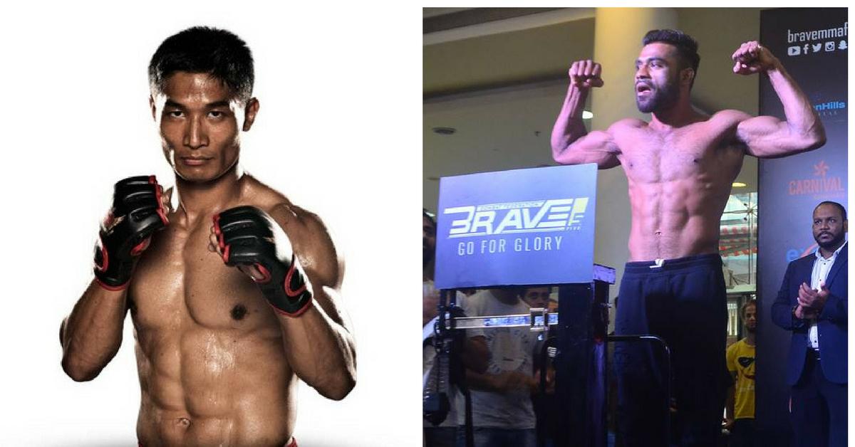 Bharat Khandare targets AIMMAA official for loosing UFC contract, Kario Issac Maheo backs him -