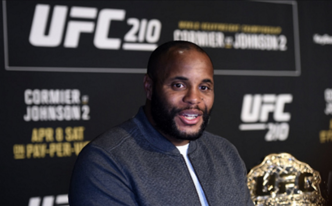 Daniel Cormier: Someone gonna get hurt real bad -