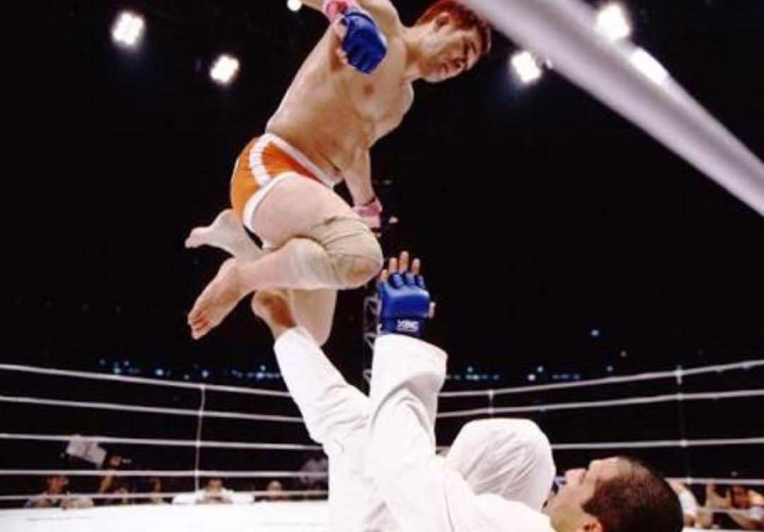 17 Years Ago Today, Sakuraba Defeated Royce Gracie in a Gruelling 90 mins Fight -