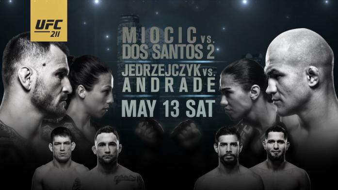 UFC 211 Predictions -
