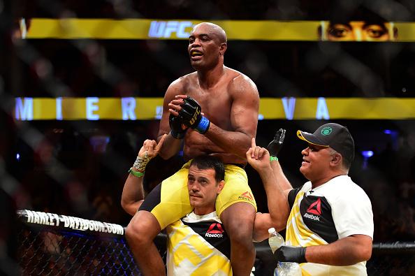 Anderson Silva blasts Dana White and UFC over fake promises -