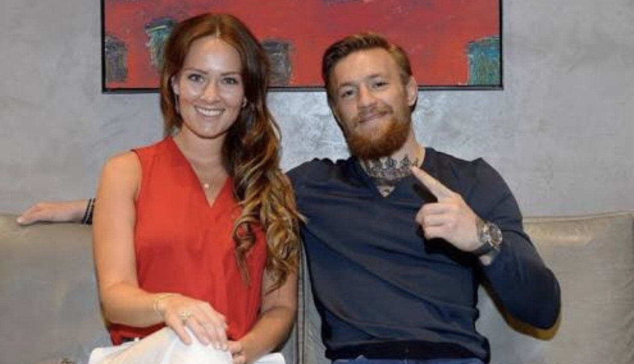Conor McGregor and Dee Devlin blessed with a baby boy -