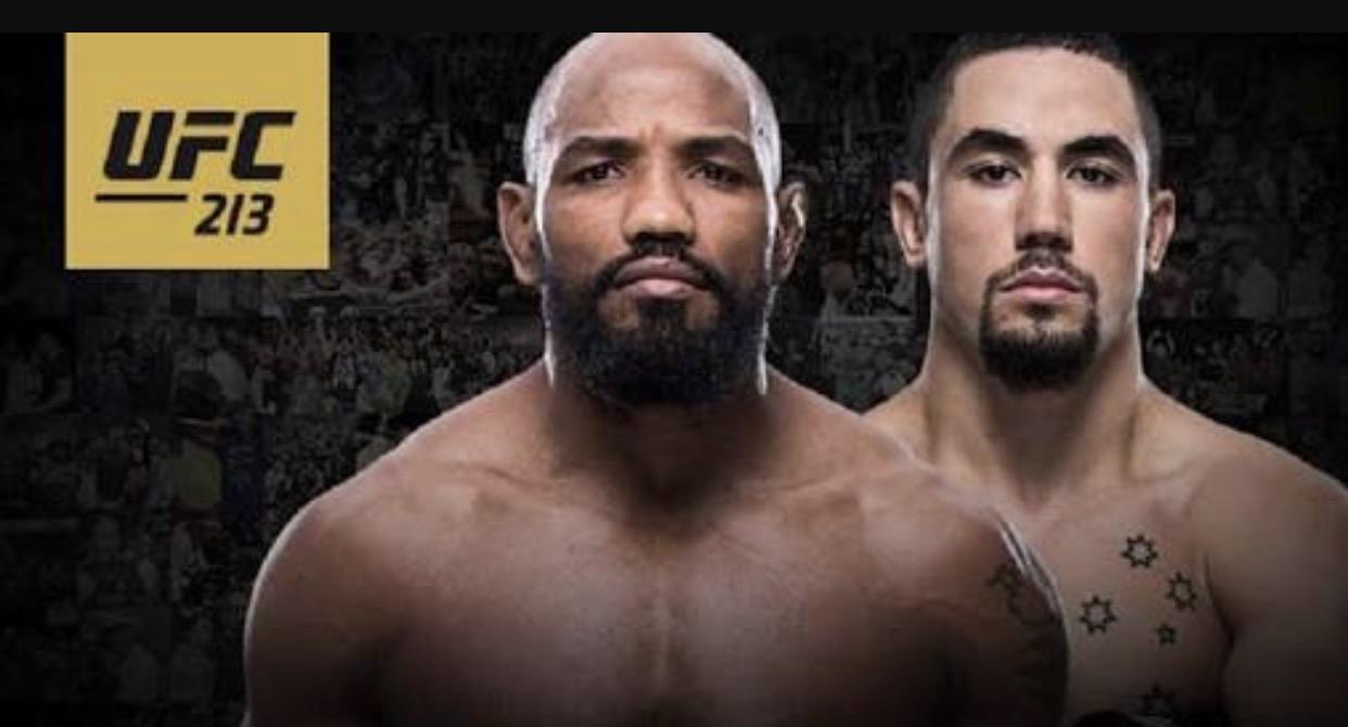 Yoel Romero vs Robert Whittaker to fight for interim belt at UFC 213 -
